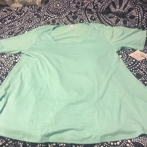Large Mint Perfect Tee